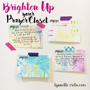 War Room Prayer Cards