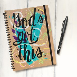 Journal- God's Got This