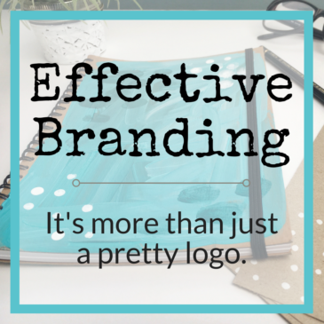 Branding… It's more than just a pretty logo.