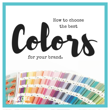 Choosing the Perfect Colors for your Brand